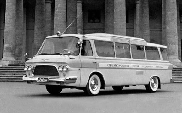 Soviet UNion Cars 8