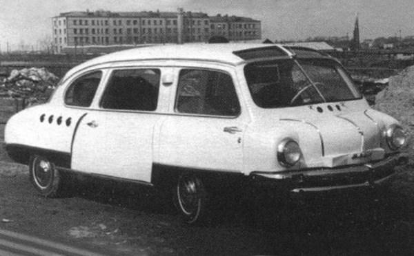Soviet Union Cars 5