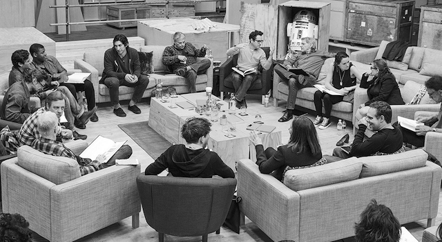 Star Wars Cast 2014