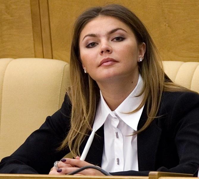 Top Hottest Politicians - Russia - Alina Kabaeva