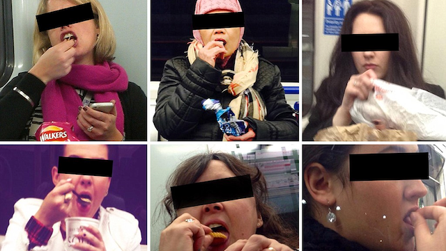 Women Who Eat On Tubes Featured