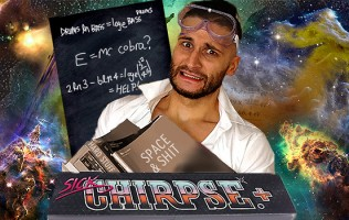 Kissy Sell Out's Astrophysics Lab