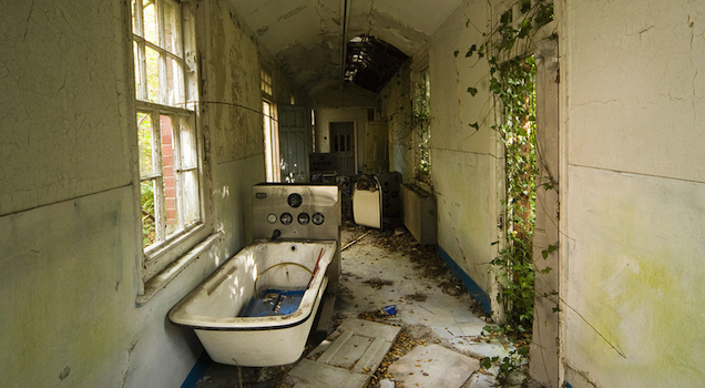 Abandoned Places Britain
