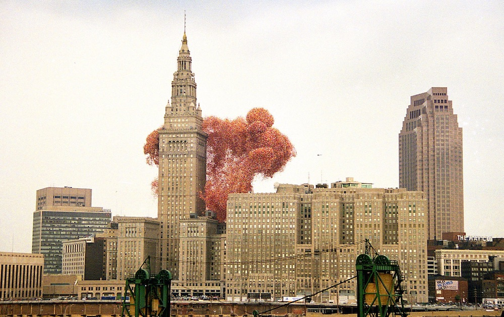 Cleveland Balloon Disaster