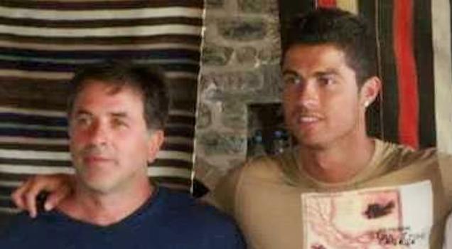Cristiano Ronaldo Albert Fantrau