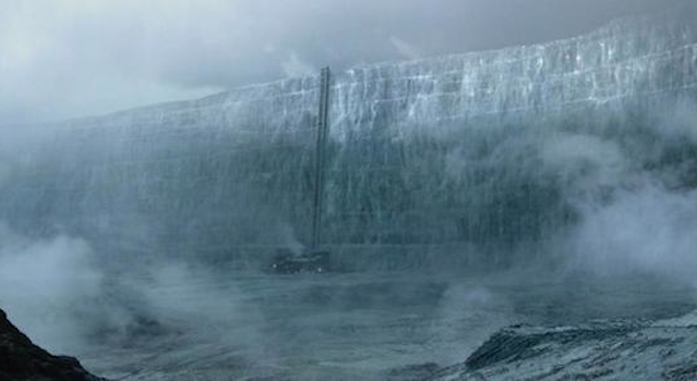 Giant Ice Wall Fukushima