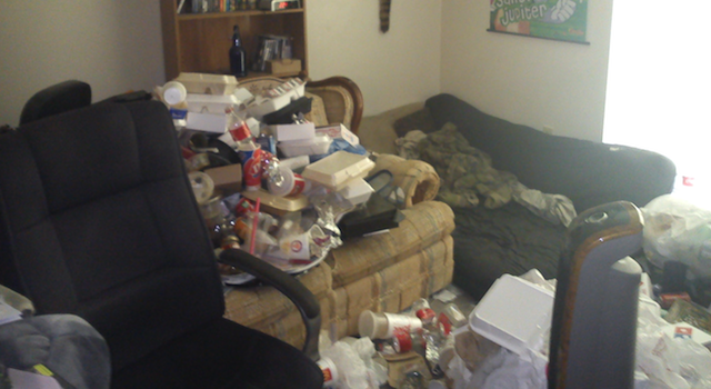 Grossest Room Ever