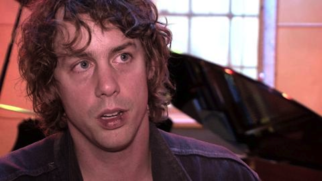 Johnny Borrell Featured