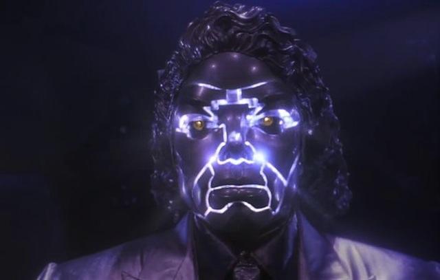 Image result for michael jackson robot moonwalker