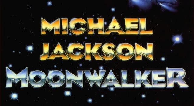 Michael Jackson Moonwalker Movie