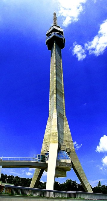 What To See In Serbia - Avala Tower