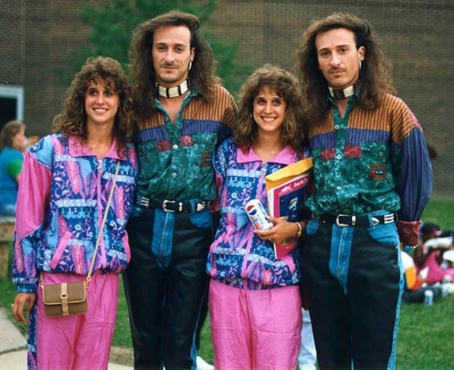 1980s Fashion 1