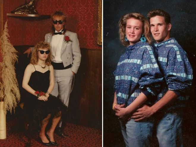 Photos Of 1980s Fashion – The Decade That Style Forgot