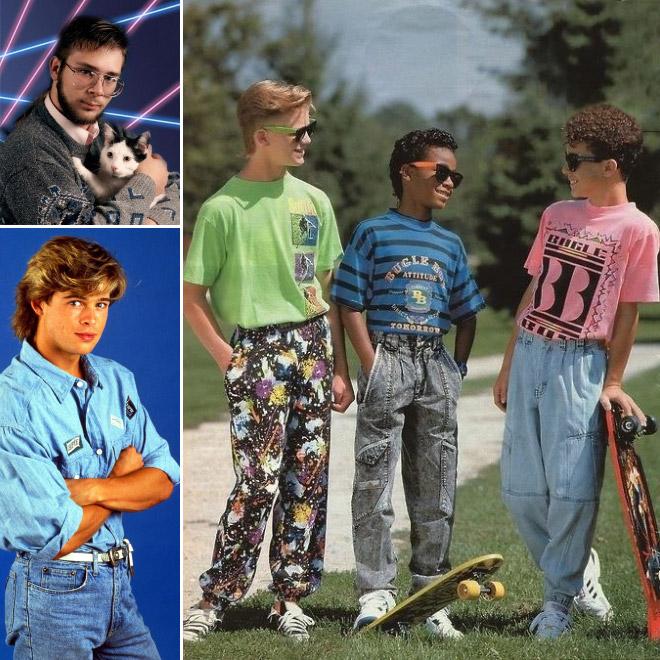 1980s Fashion 4