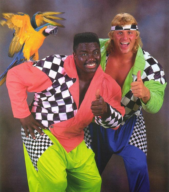 1980s Fashion 8
