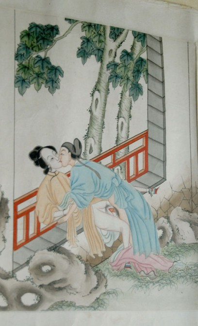 Ancient Chinese Erotica - pillow book