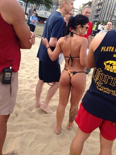 Arsene Wenger Beach Football