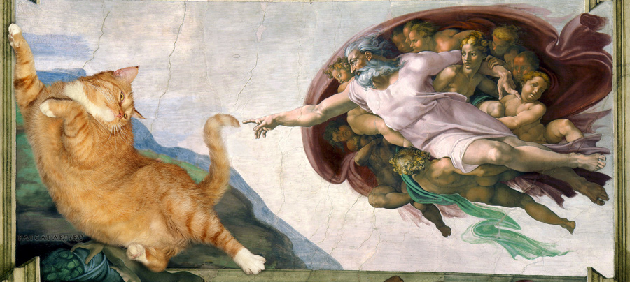 Art Improved By Fat Ginger Cat 11