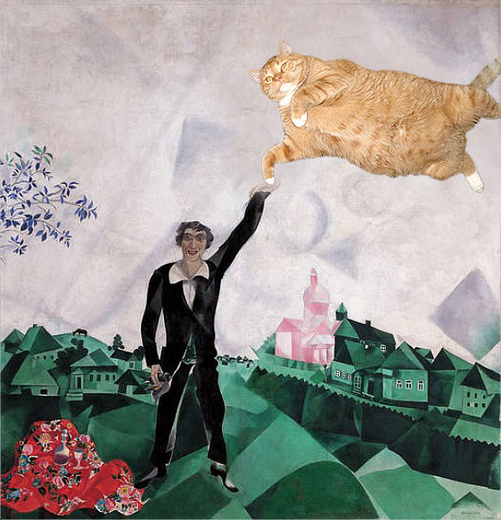 Art Improved By Fat Ginger Cat 68