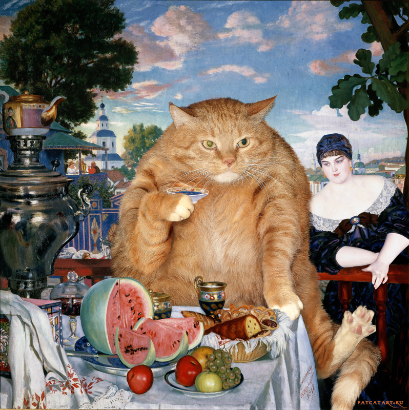 Art Improved By Fat Ginger Cat 74