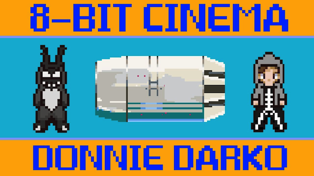 Donnie Darko 8 Bit