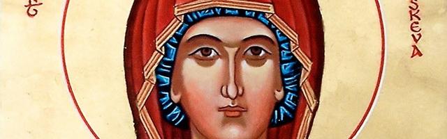 Facts About Serbia - Saint Paraskeva