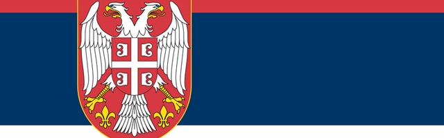 Facts About Serbia - Serbian flag