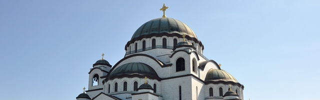 Facts About Serbia - cacak cathedral