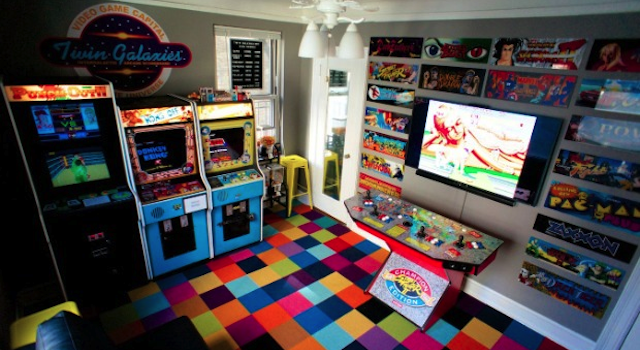 Teenager Game Room