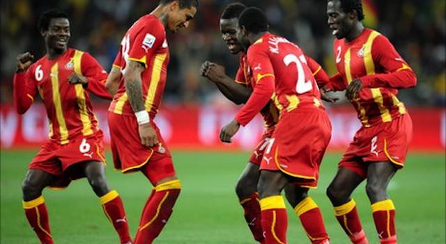 Ghana Celebrating