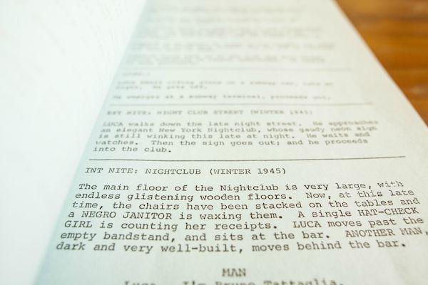 Godfather Script 10