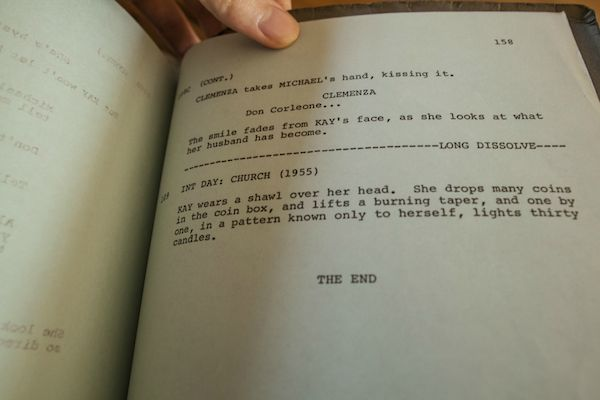 Godfather Script 14
