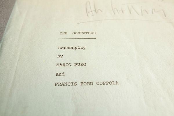 Godfather Script 3