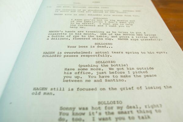 Godfather Script 9