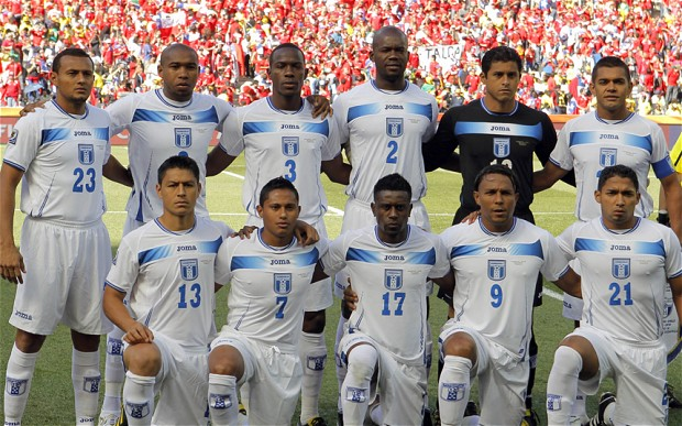 Honduras World Cup