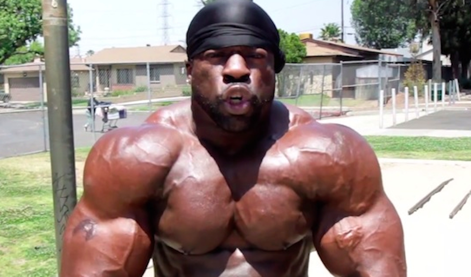 Kali Muscle Gay