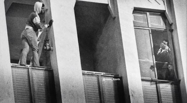 Muhammad Ali Suicidal Man