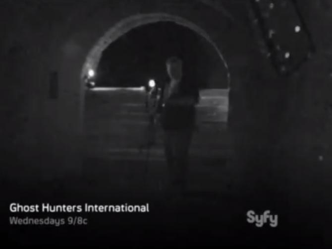 Petrovaradin Fortress EXIT haunted- international ghost hunter
