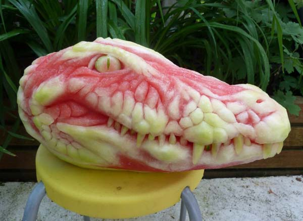 Watermelon Art 1