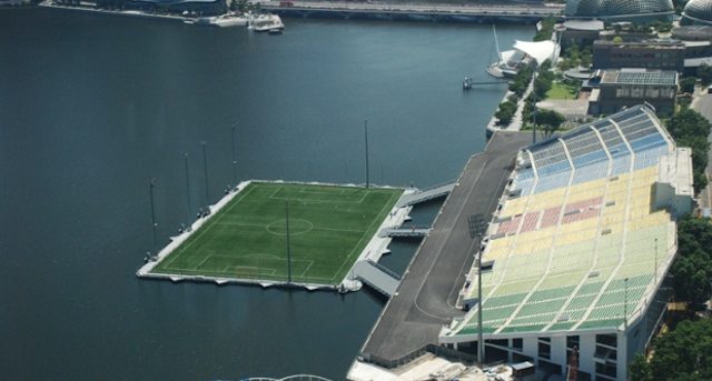 World's Most Amazing Football Pitches Featured