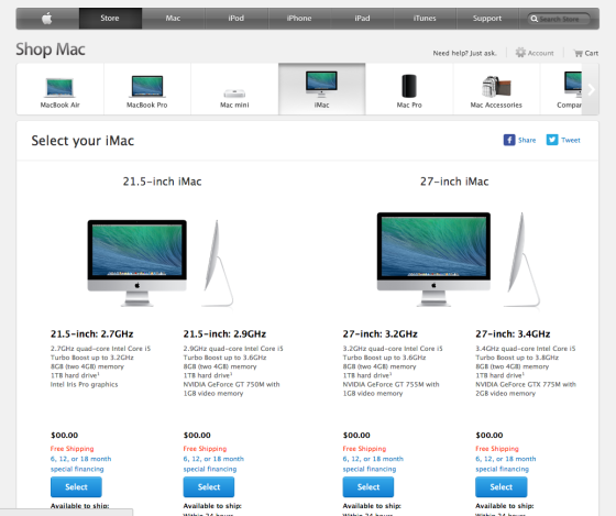 cheap macs