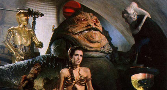 Dude Tries To Pay Off Mexican Gang Debt With Star Wars ... Jabba The Hutt And Leia