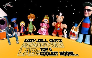 kissy sell out astrophysics lab part 4