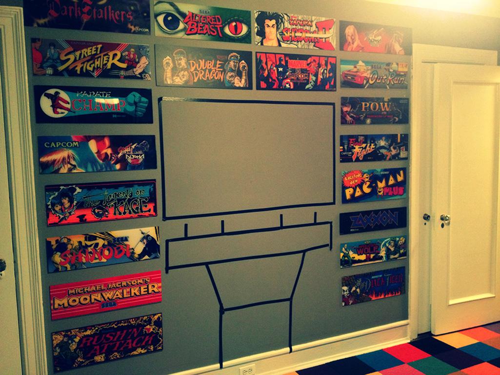 Nyc Gamer Turns Bedroom Into Retro Arcade Loses Fiancee Sick Chirpse