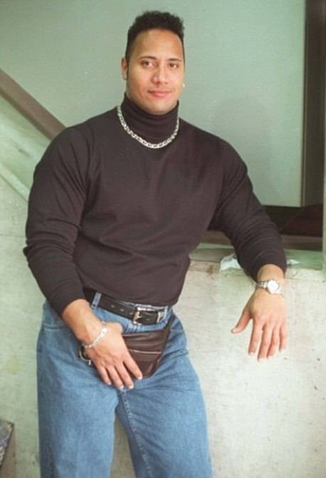 90s The Rock