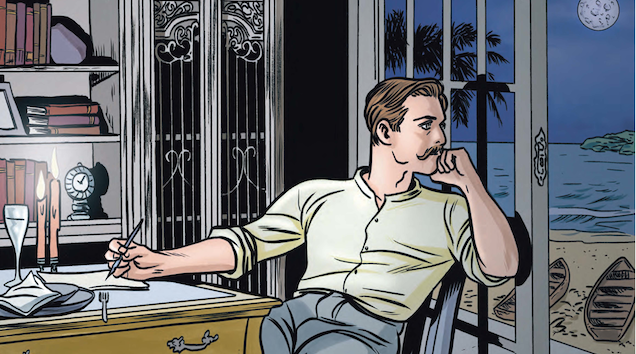 Bacardi Graphic Novel Featured