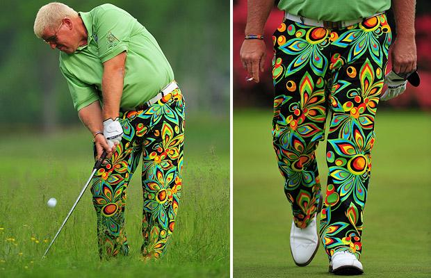 Brave Trousers Bad Pants - Golf John Daly 5