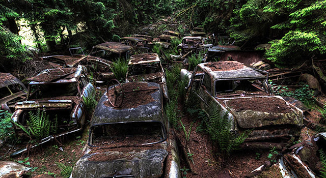 Car Graveyard 1