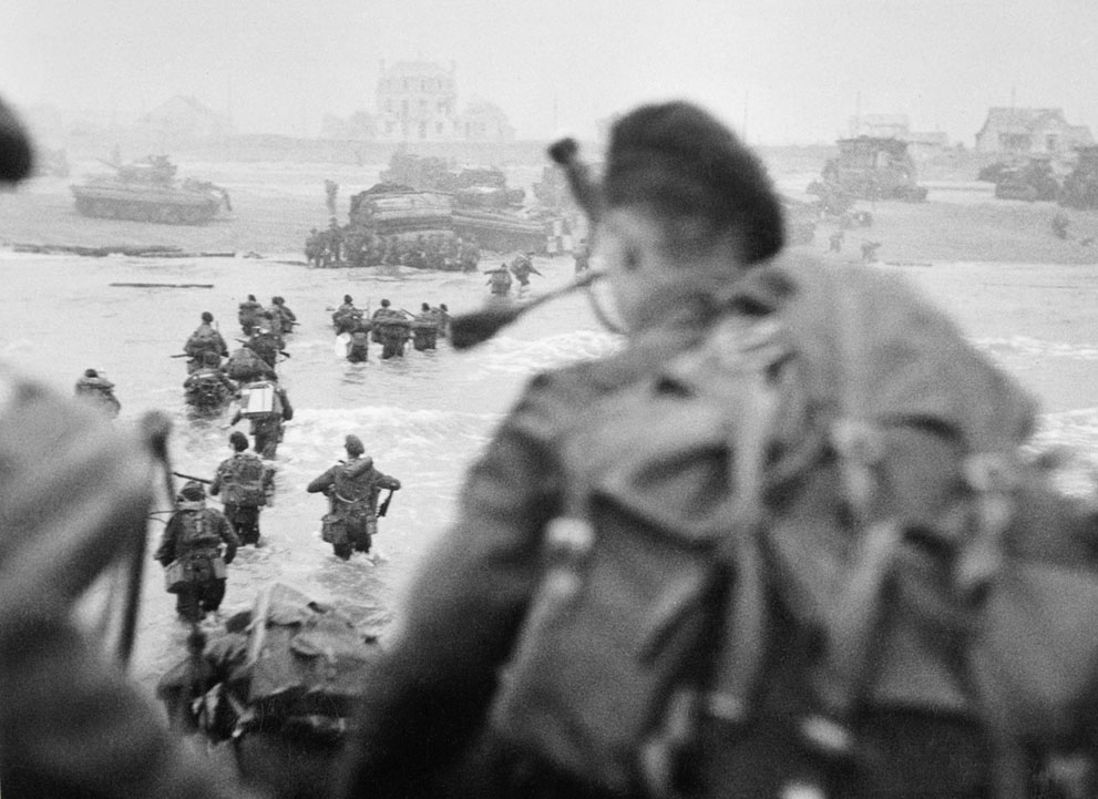 D Day Landings Then And Now 19