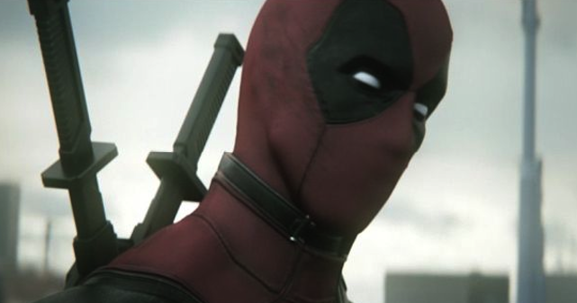 Deadpool Movie Test Footage